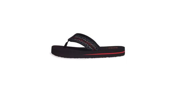 Teva Mush II Sandals Children Wood Stripes Black